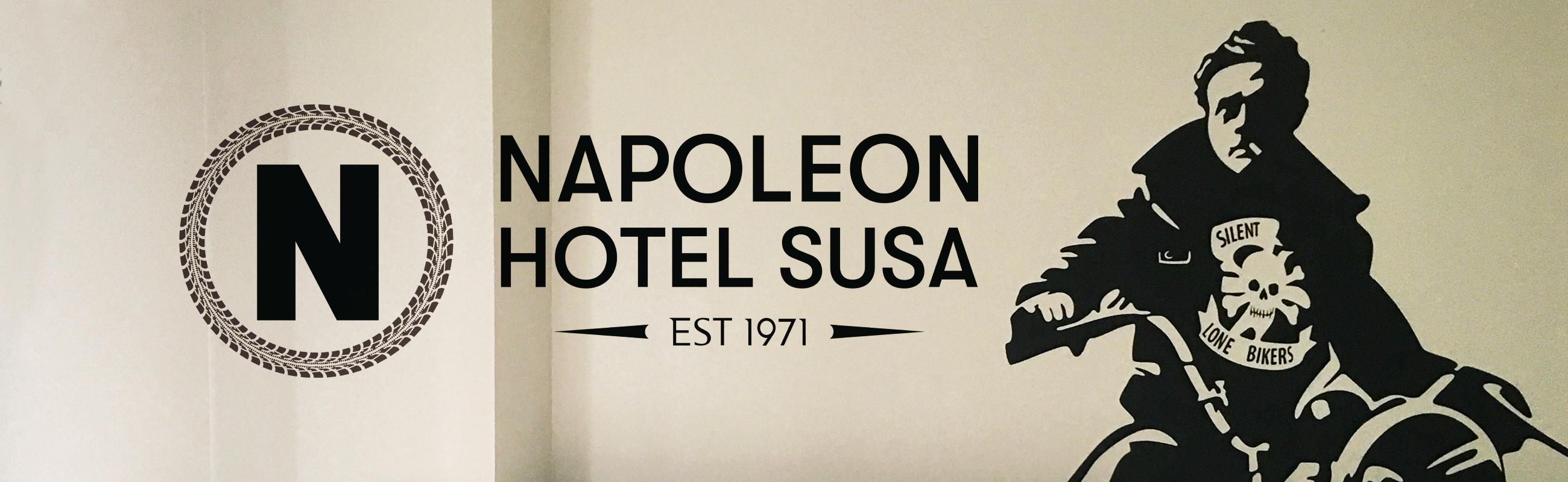 Immagine sfondo homepage Hotel Napoleon - Val di Susa