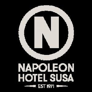 Logo footer - Hotel Napoleon - Hotel in Val di Susa
