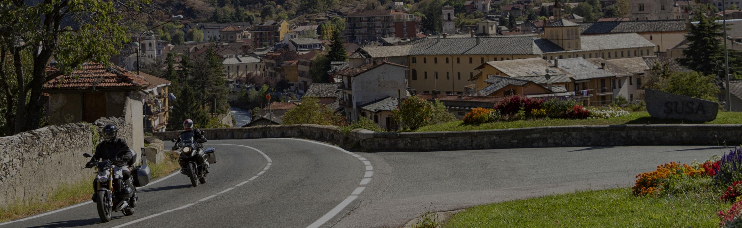 Per motociclisti - Hotel Napoleon - Hotel in Val di Susa